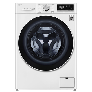 Veļas mazgājamā mašīna, LG (7 kg) F2WN4S7N0