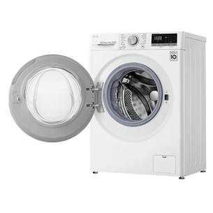 Veļas mazgājamā mašīna, LG (7 kg)