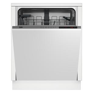 Built-in dishwasher Beko (13 place settings) DIN24310