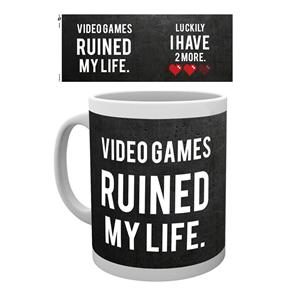 Krūze Video Games Ruined my Life