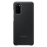 Apvalks Smart Clear View priekš Galaxy S20, Samsung