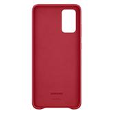 Ādas apvalks priekš Galaxy S20+, Samsung