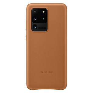 Ādas apvalks priekš Galaxy S20 Ultra, Samsung EF-VG988LAEGEU