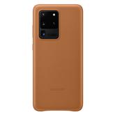 Кожаный чехол для Samsung Galaxy S20 Ultra