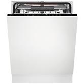 Iebūvējamā trauku mazgājamā mašīna, AEG / 60cm
