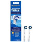 Rezerves zobu birstes uzgaļi Oral-B Precision Clean, Braun