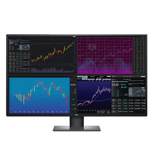 43'' Ultra HD LED IPS-монитор Dell U4320Q