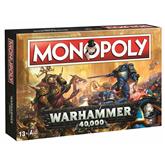 Настольная игра Monopoly - Warhammer 40000