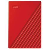 Внешний жесткий диск Western Digital My Passport (4 ТБ)
