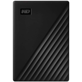 Ārējais HDD cietais disks My Passport, Western Digital / 4 TB