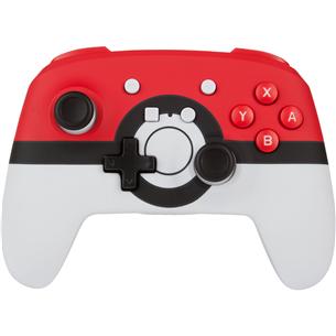 Nintendo Switch controller PowerA Enhanced Poké Ball Edition 617885019999