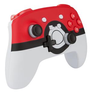 Bezvadu kontrolieris priekš Nintendo Switch Enhanced Poké Ball Edition, PowerA
