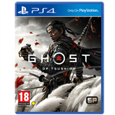 PS4 game Ghost of Tsushima
