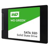 SSD cietais disks WD Green, Western Digital / 120GB