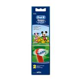 Насадки для детской зубной щётки, Braun