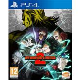 Игра для PlayStation 4, My Hero Ones Justice 2