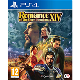 Игра для PlayStation 4, Romance of the Three Kingdoms XIV