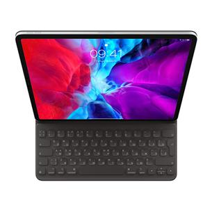 "Klaviatūra Smart Keyboard Folio priekš iPad Pro 12.9"" (2018/2020), Apple (RUS) MXNL2RS/A"