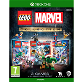 Xbox One game LEGO Marvel Collection