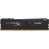 Оперативная память HyperX Fury DDR4 2400Mhz CL15 DIMM, Kingston / 8GB