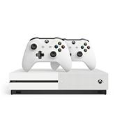 Игровая приставка Microsoft Xbox One S (1TB) + 2 контроллера