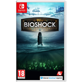 Spēle priekš Nintendo Switch, BioShock: The Collection