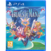 Игра Trials of Mana для PlayStation 4