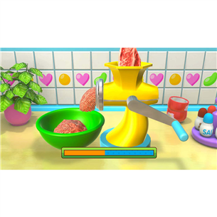Spēle priekš Nintendo Switch, Cooking Mama: Cookstar