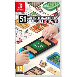 Spēle priekš Nintendo Switch, 51 Worldwide Games