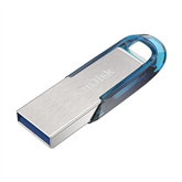 USB zibatmiņa ULTRA FLAIR 3.0, SanDisk / 64GB
