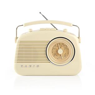 Radio RDFM5000BG, Nedis