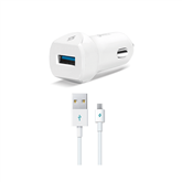 Car charger SpeedCharger QC 3.0, TTec / MicroUSB