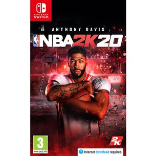 Switch game NBA 2K20
