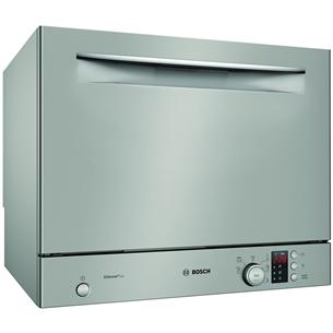 Компактная посудомоечная машина Bosch (6 комплектов посуды) SKS62E38EU