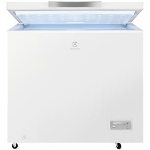 Horizontālā saldētava, Electrolux / tilpums: 198 L
