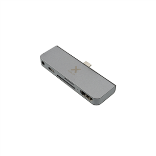 Адаптер USB-C HUB 5-IN-1, Xtorm XC205