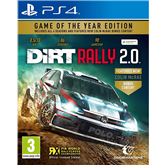 Игра DiRT Rally 2.0 Game of the Year Edition для PlayStation 4