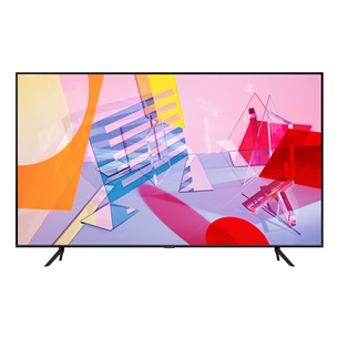 55'' Ultra HD 4K QLED televizors, Samsung QE55Q60TAUXXH