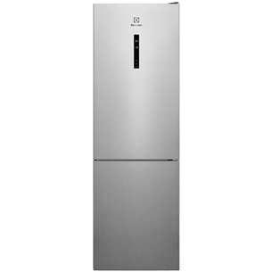 Ledusskapis, Electrolux / augstums: 186 cm