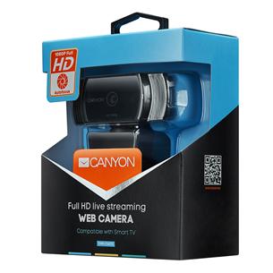 Webcam Canyon Full HD