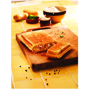 Papildus grila plāksne Snack Collection, Tefal / French Toast