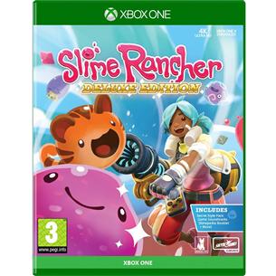 Spēle priekš Xbox One, Slime Rancher Deluxe Edition