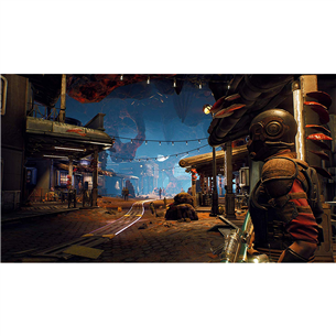 Switch game The Outer Worlds