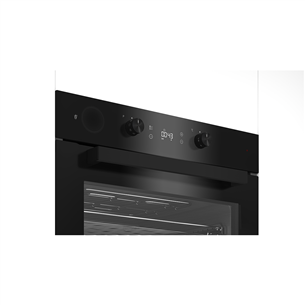 Built-in oven Beko (pyrolytic cleaning)
