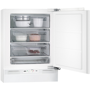 Интегрируемый морозильник AEG (95 л)