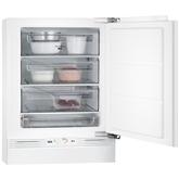 Built-in freezer AEG (95 L)