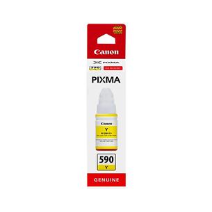 Tinte GI-590, Canon / Dzeltena