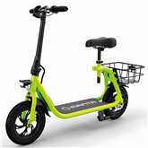 Electric scooter with chair MES1201H FLINSTON II, Manta