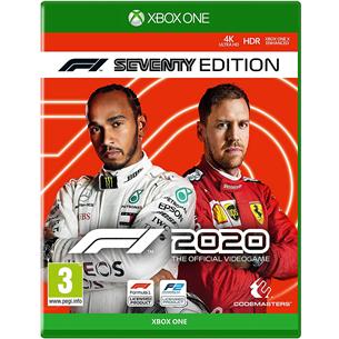 Spēle priekš Xbox One, F1 2020 Seventy Edition