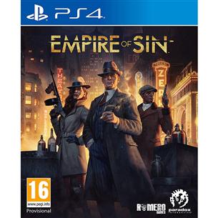 Spēle priekš PlayStation 4, Empire of Sin 4020628725990